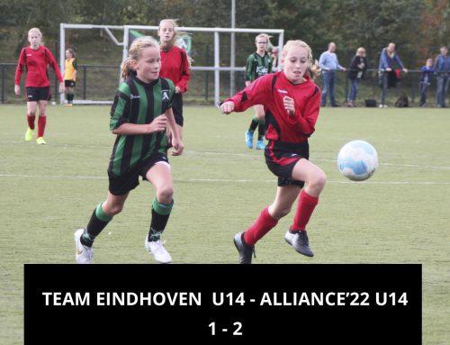 Team Eindhoven O14 – Alliance '22 O14