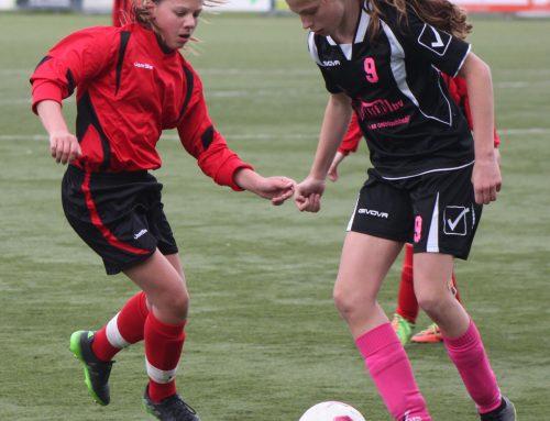 Unieke voetbaldag voor meisjes in de herfstvakantie