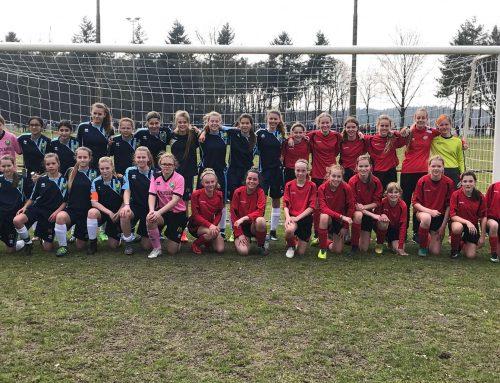 Team Eindhoven U14 – ADO Den Haag/ Topsport U14  (1-2)