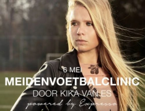 Clinic Meidenvoetbal Rosmalen