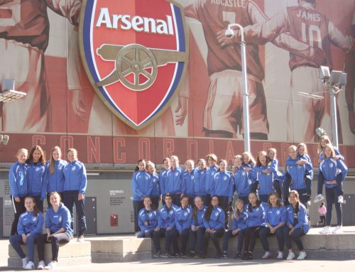 FC Eindhoven Girls goes Arsenal !